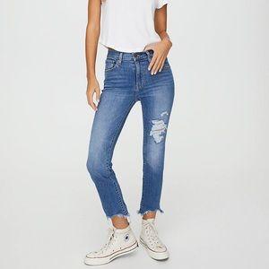Levi's 724 High rise Straight Droit Jeans